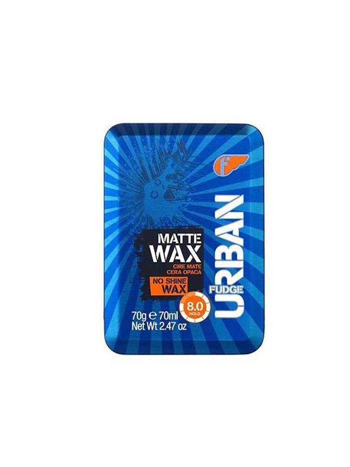 Fudge Urban Matte Wax With No Shine & Firm Hold