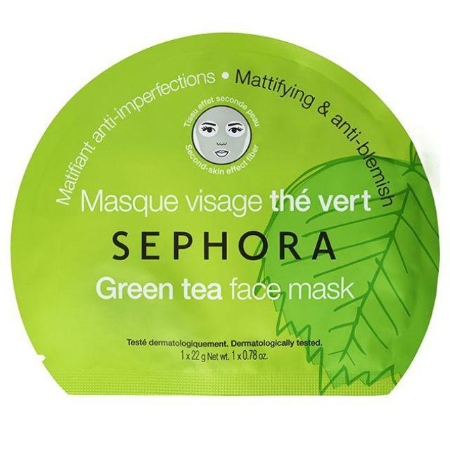Sephora Collection Green Tea Face Mask