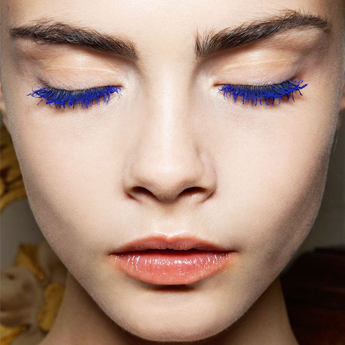 91f2dabad6e Color-Contoured Lashes Are Pinterest's New Makeup Trend