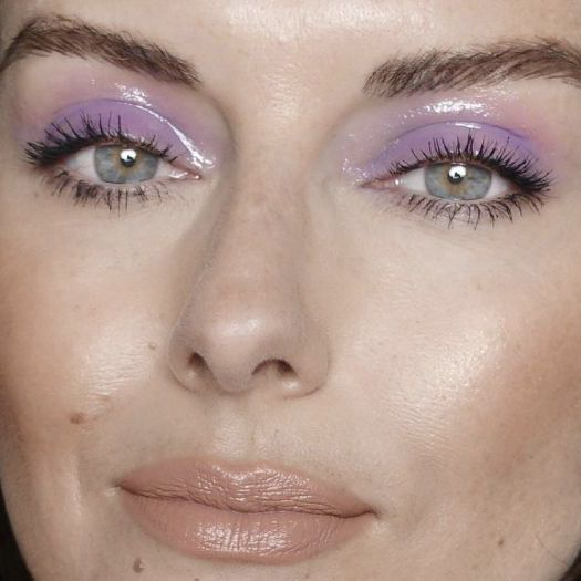 How To Get Glossy Eyelids The Non