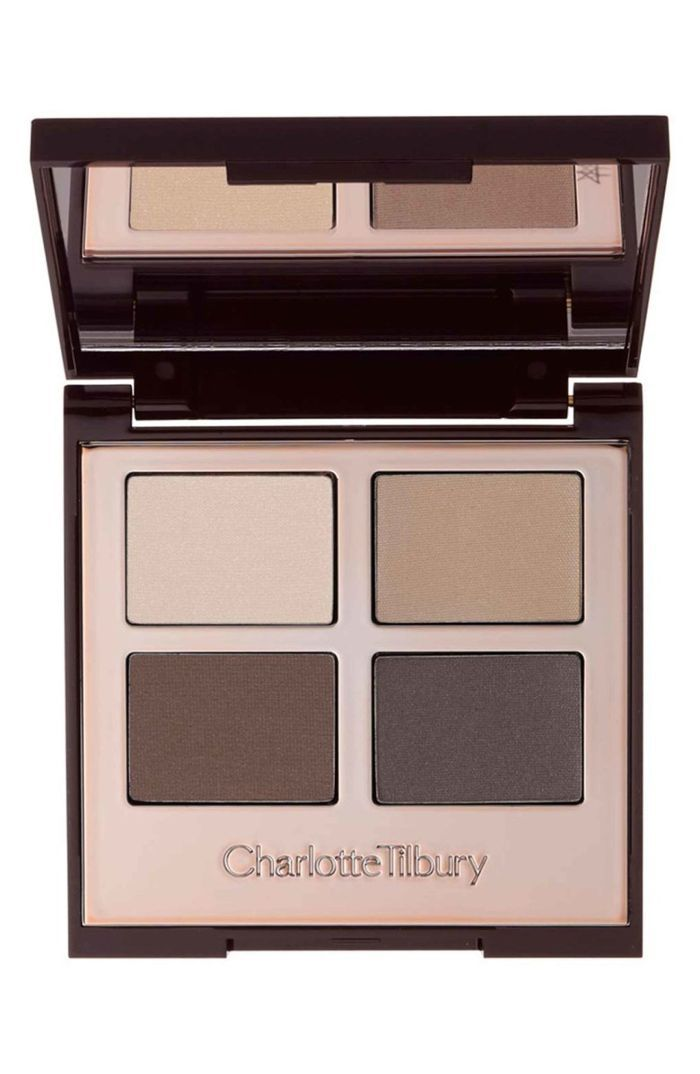 Luxury Palette Colour-Coded Eyeshadow Palette - The Vintage Vamp