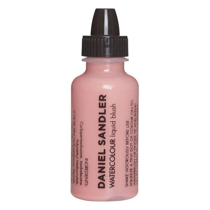 best bold lipstick and blusher: Daniel Sandler Watercolour™ Liquid Blush