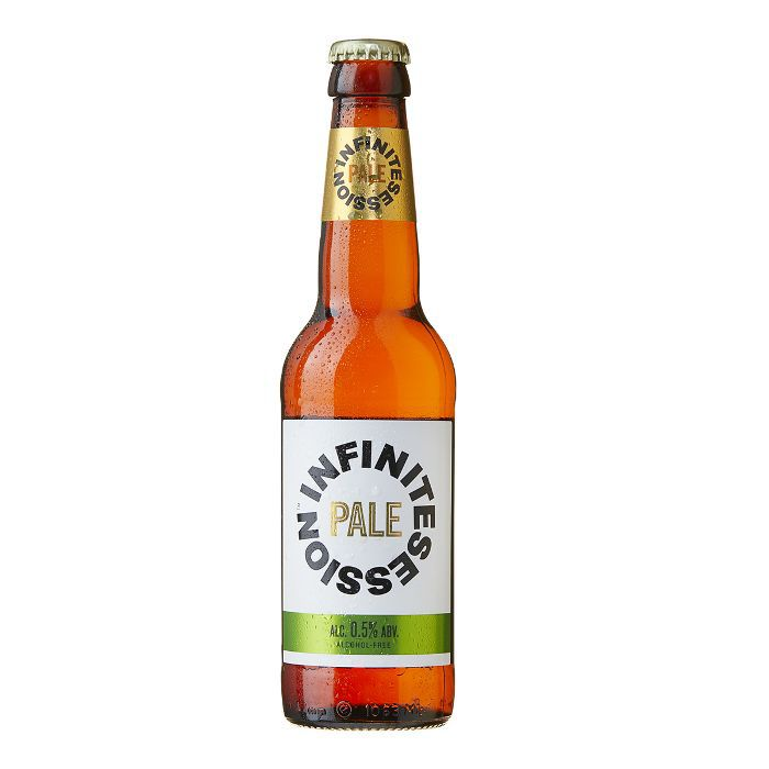 Non-Drinkers: Infinite Session Pale Ale Alcohol Free Beer