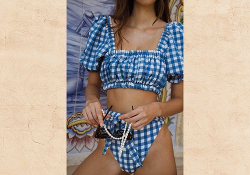 Swimsuits That Double as Tops