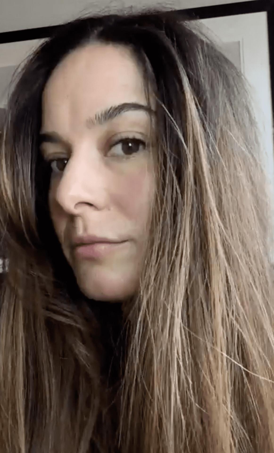 Makeup Artist Jenna Menard's Final Tightlining Look
