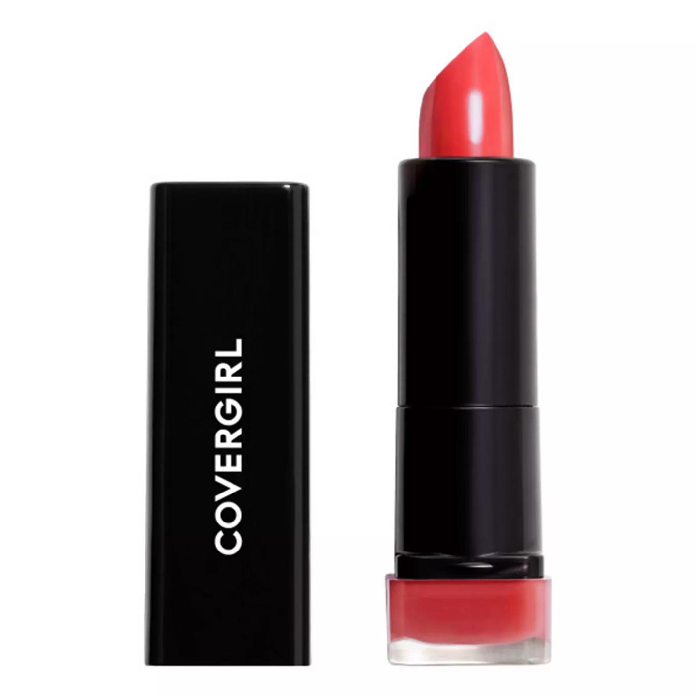COVERGIRL Exhibitionist Cream Lipstick in Hot