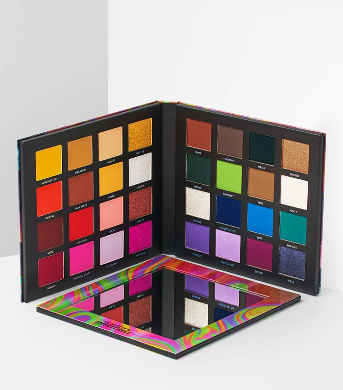 ME, MYSELF AND MMMMITCHELL PRESSED PIGMENT PALETTE