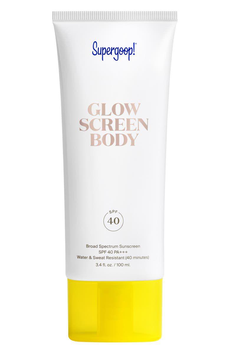 Supergoop! Glowscreen Body SPF 40 PA+++