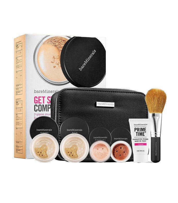 best travel makeup kits: BareMinerals Get Started Complexion Kit