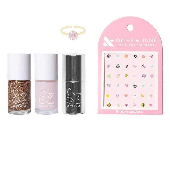 Olive & June, Manicure Set