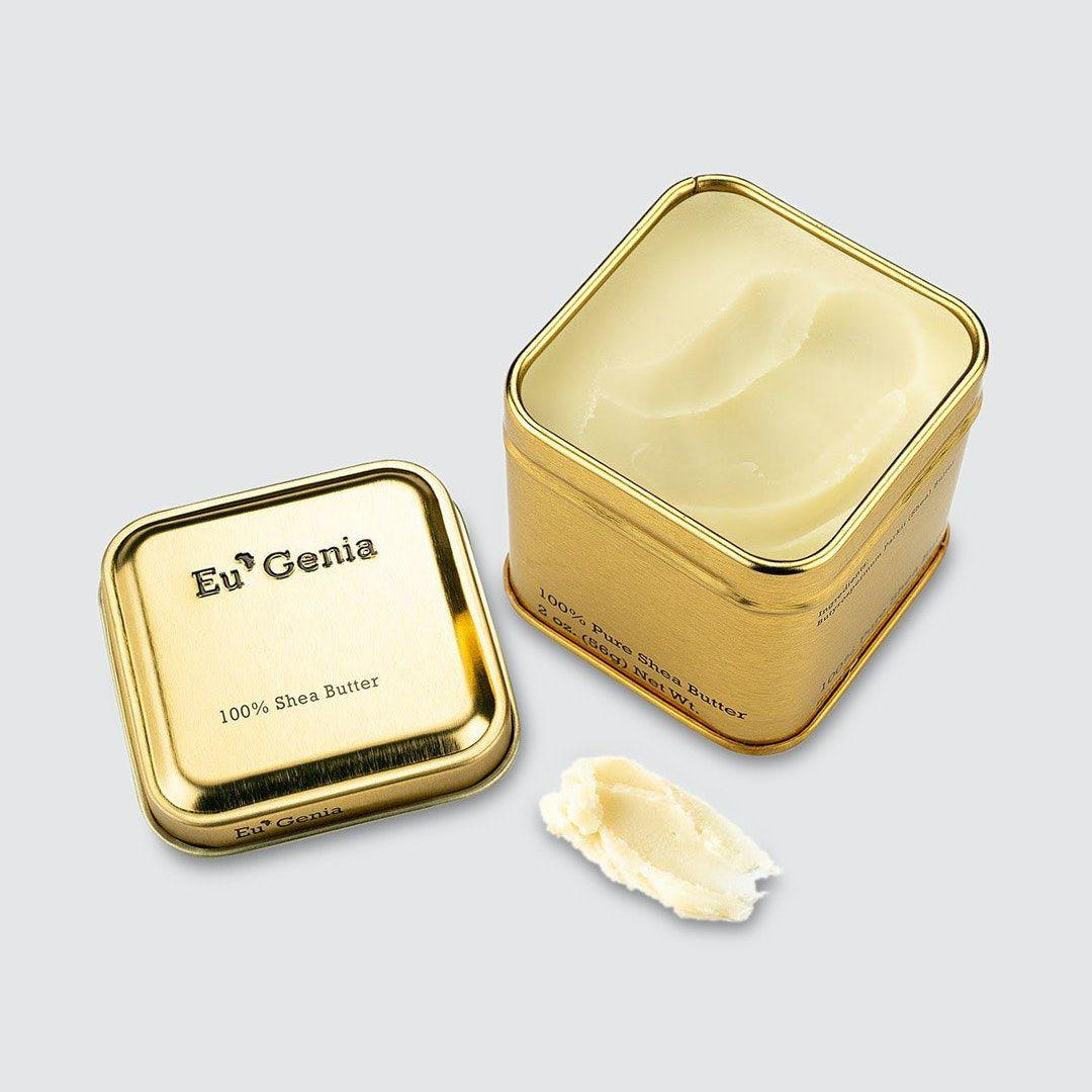 Eu'Genia Shea 100% Pure Shea Butter Dermatological Formula