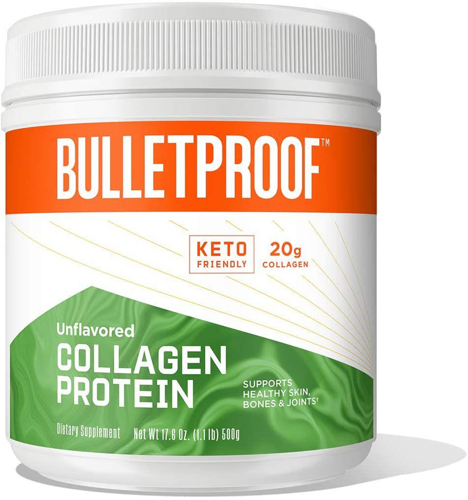 Bulletproof's Unflavored Collagen Protein