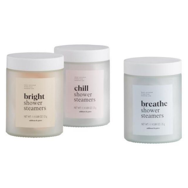 A&G Pastels Shower Steamers