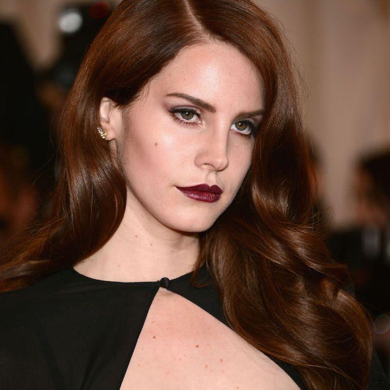 Brown Hair Color Lana Del Rey