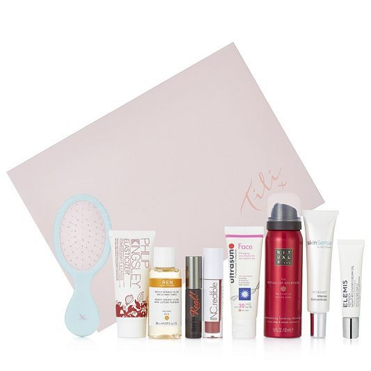 best beauty box: QVC Tili beauty box