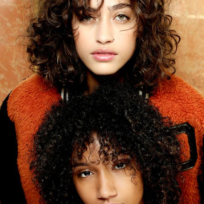 Stylists Say This Is Exactly How To Blow Dry Curly Hair