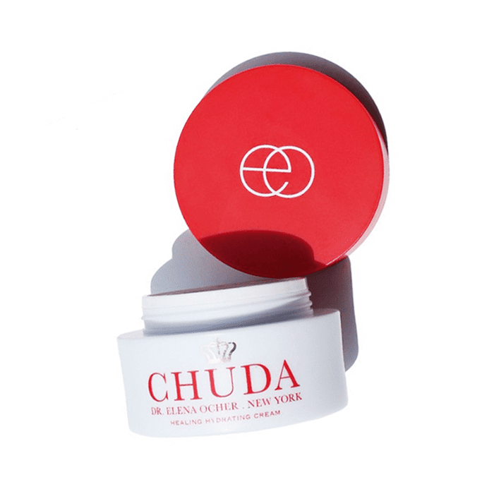 chuda healing hydrating cream - how to treat a sunburn