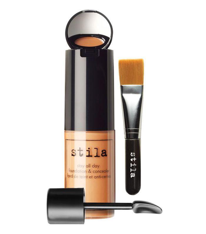 Stila Stay All Day Foundation, Concealer & Brush Kit