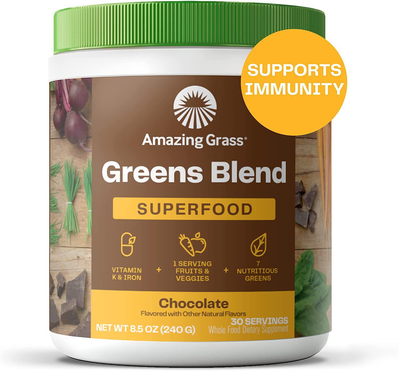 Amazing Grass Greens Blend Superfood