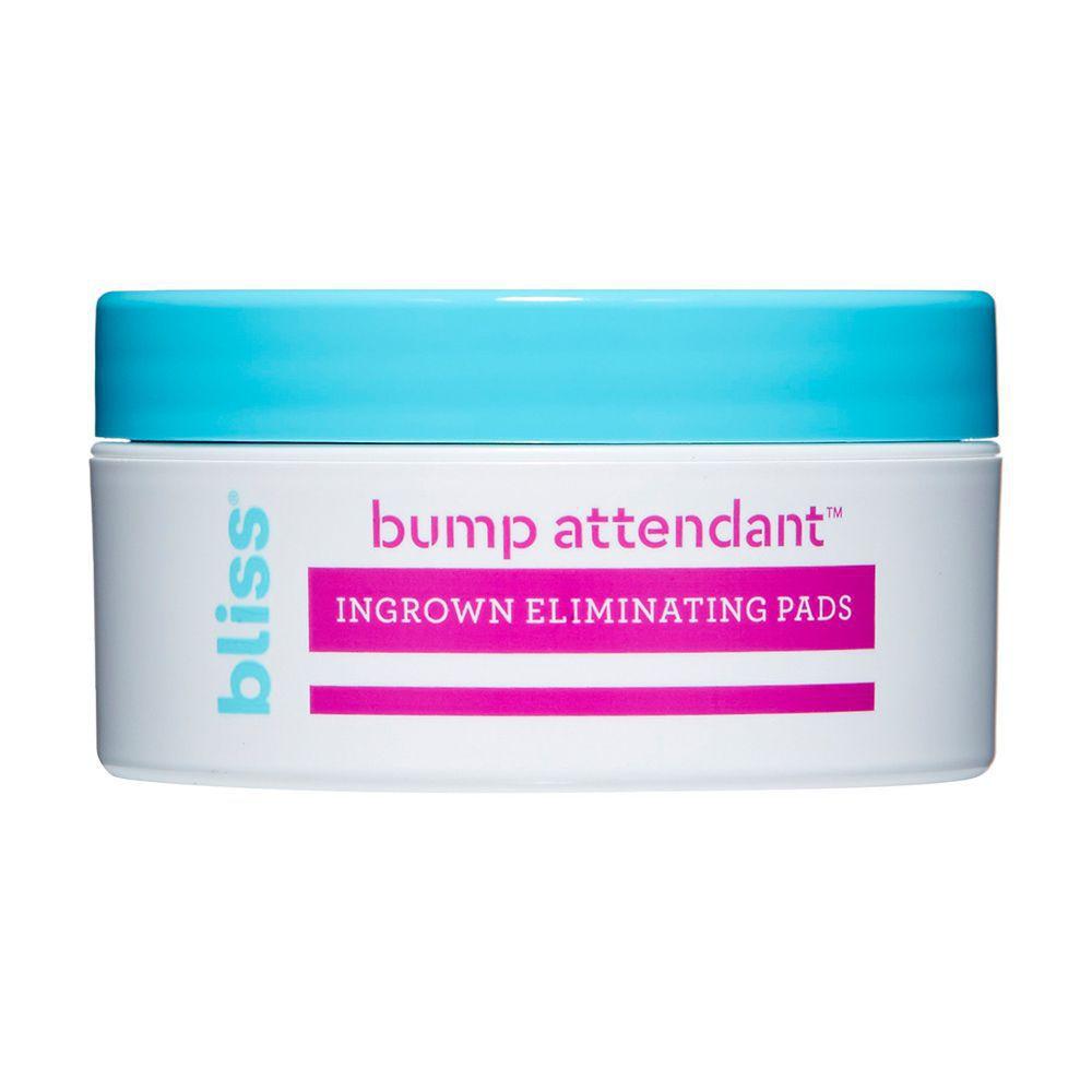 Bliss Bump Attendant Ingrown Eliminating Pads