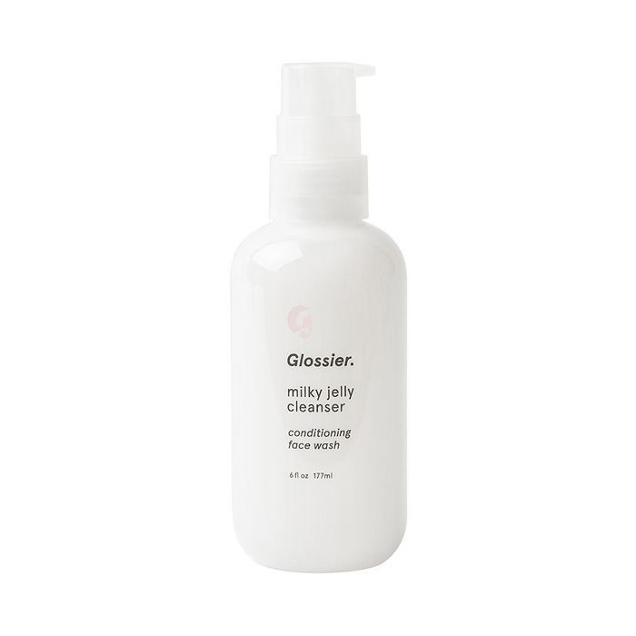 men's skincare: Glossier Milky Jelly Cleanser