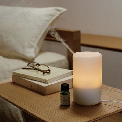 Best aromatherapy diffusers: Muji diffuser