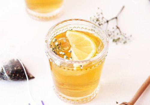 manuka honey cocktail