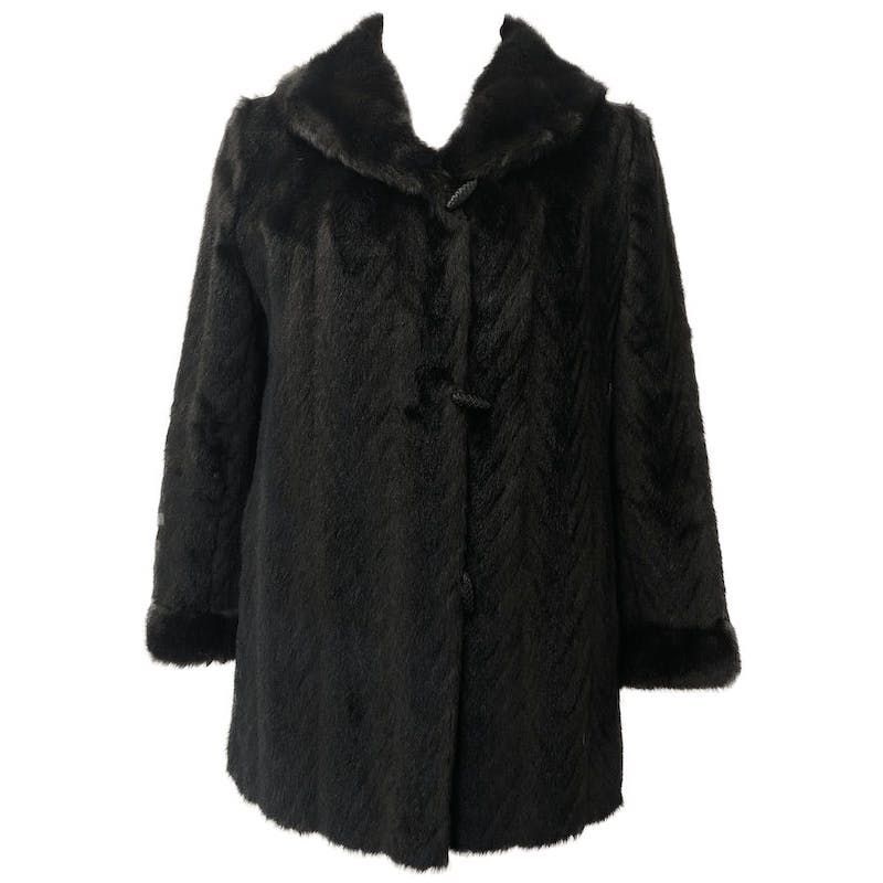 Dubrowsky & Perlbinder Teddy Coat