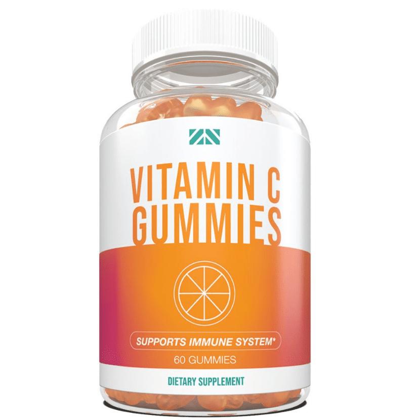 Zeg Nutrition Vitamin C Gummies