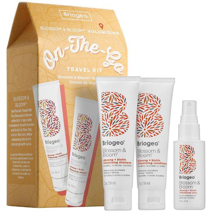 Blossom & Bloom Volumizing On-The-Go Travel Kit