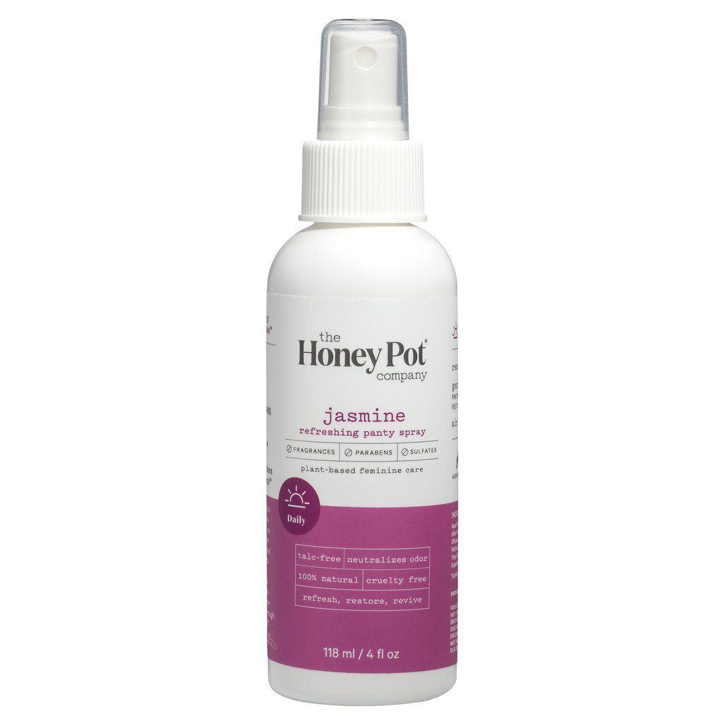 The Honey Pot Co Refreshing Panty Spray