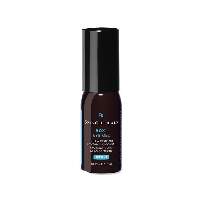 SkinCeuticals AOX + Eye Gel - what causes puffy eyes
