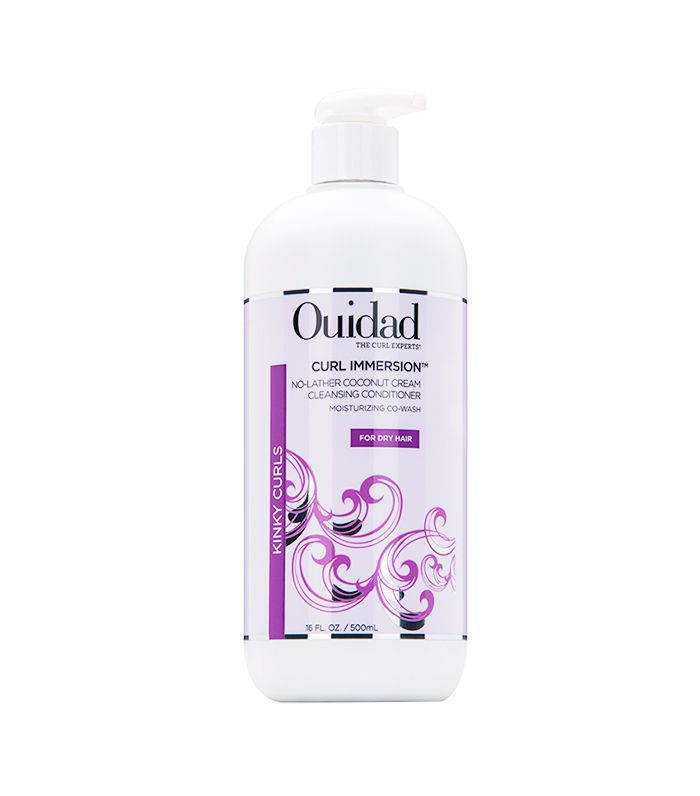 Ouidad Co Wash - Natural Haircare Routine