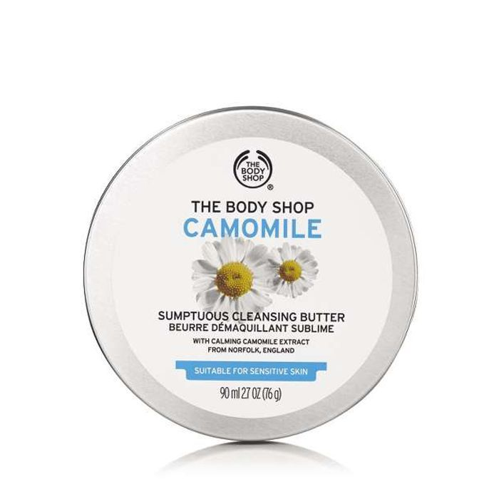 The Body Shop review: Camomile Sumptuous Cleansing Butter