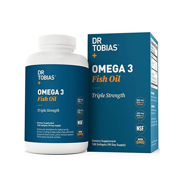 Dr Tobias Omega 3