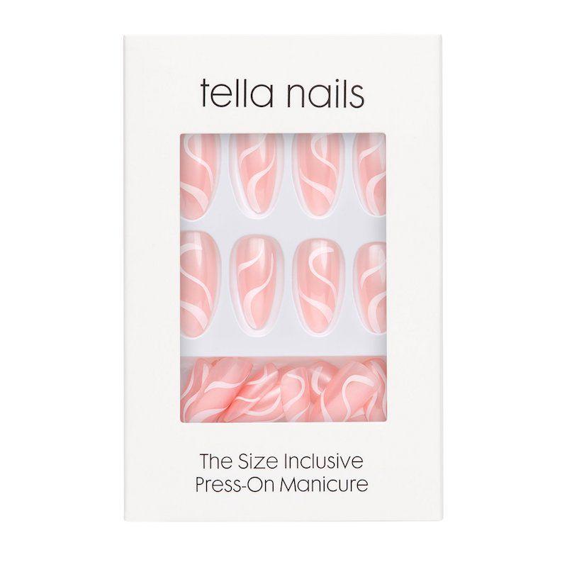 Tella Nails Strawberries & Créme