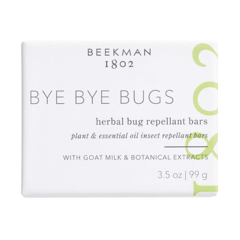 Beekman Bye Bye Bugs Herbal Bug Repellent Soap