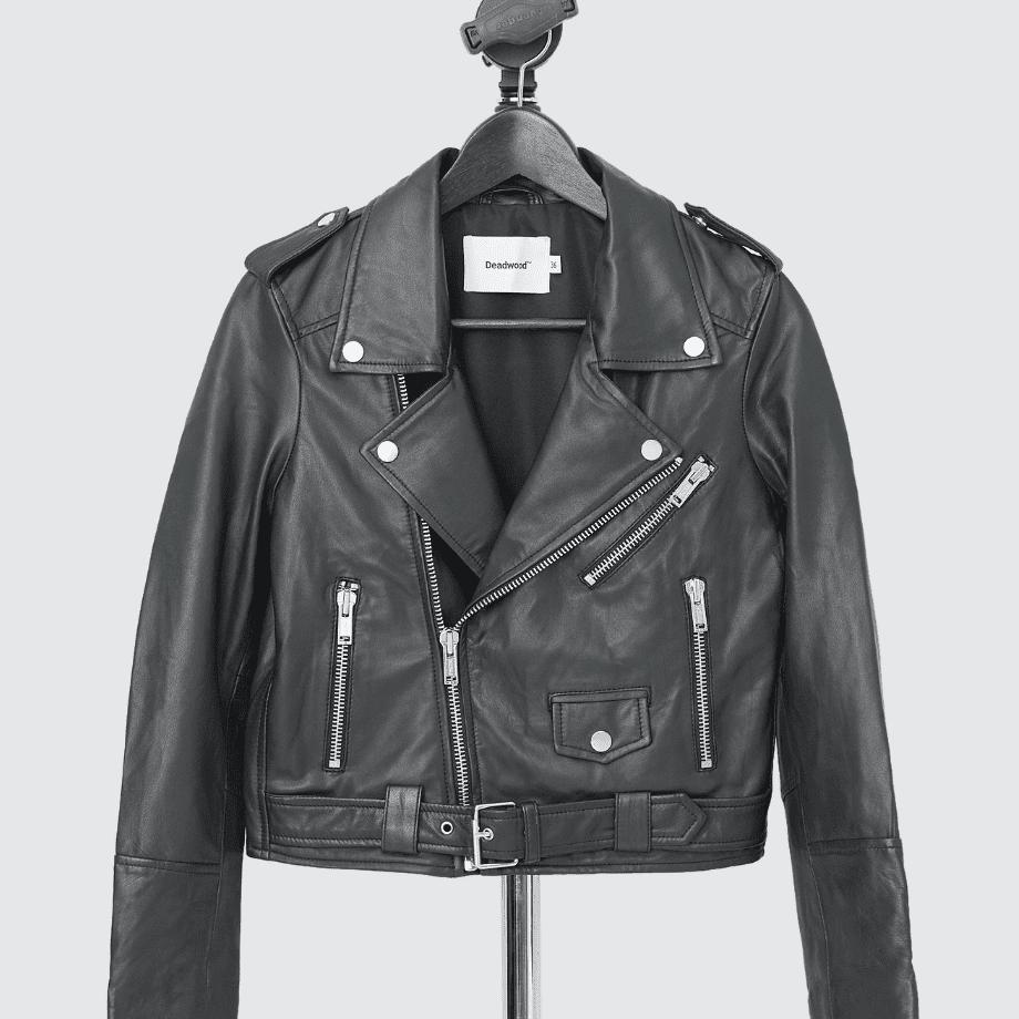Deadwood Joan Leather Jacket