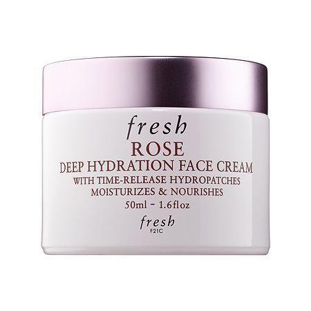 Rose Deep Hydration Face Cream 1.6 oz/ 47 mL