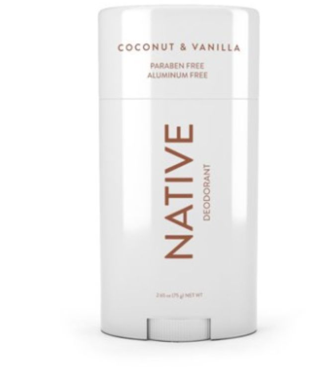 Native Coconut & Vanilla Deodorant