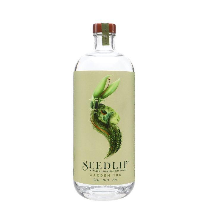 Non-Drinkers: Seedlip Garden 108 Non-Alcoholic Spirit