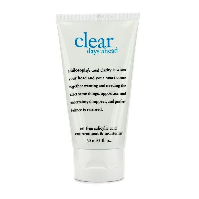 Clear Days Ahead(TM) Oil-Free Salicylic Acid Acne Treatment & Moisturizer 2 oz/ 60 mL