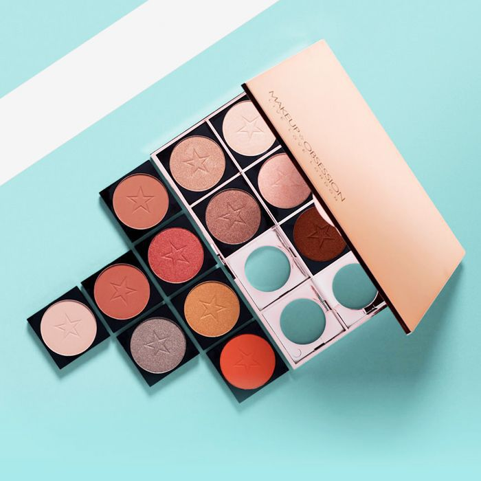 makeup obsession palette review