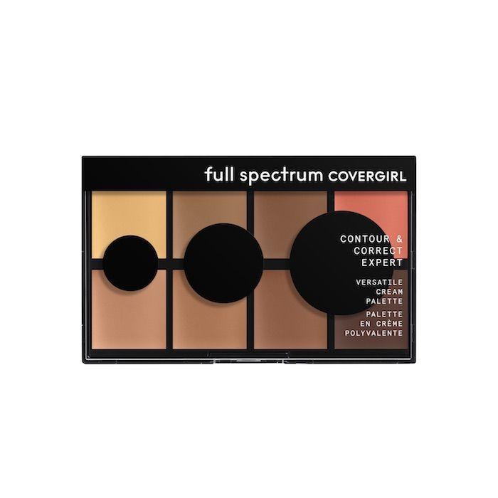 Covergirl Full Spectrum Contour & Correct Cream Palette