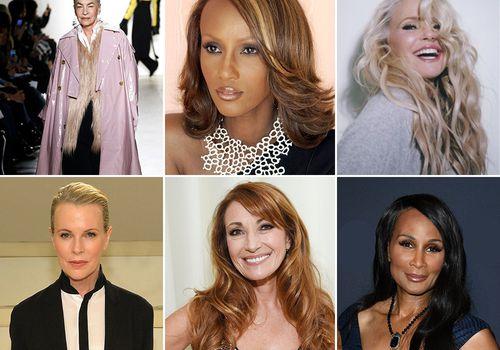 iconic women over 60