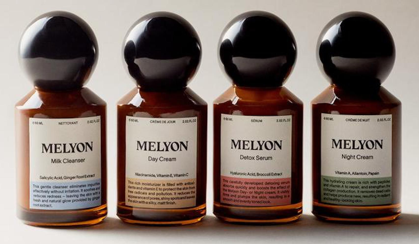 Melyon Skincare Set