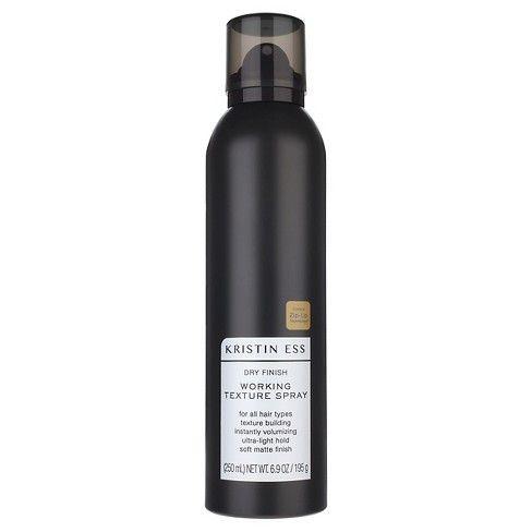Kristin Ess Dry Finish Working Texture Spray