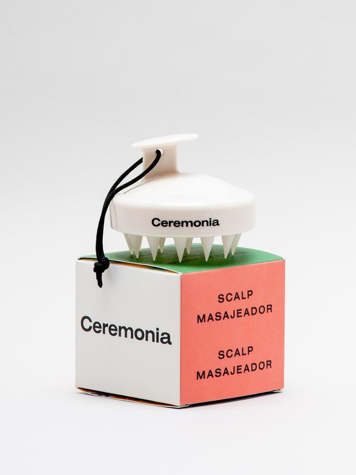 Ceremonia Scalp Masajeador