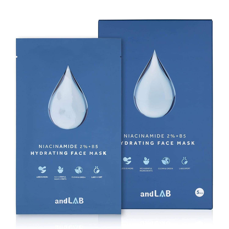 andLAB Niacinamide 2% + B5 Hydrating Mask