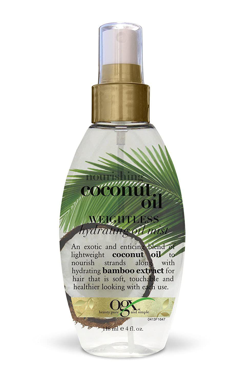 OGX Coconut Milk Weightless Healing Oil Mist